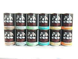 Maximum Bully Canned Dog Food-Made in USA Only Grain Free 12