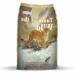 Taste of the Wild Canyon River Dry Cat Food. 5 Pound Bag  Gr