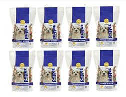 Case of Nunn-Better Medium Variety Dog Biscuit Treats 4 Lb B