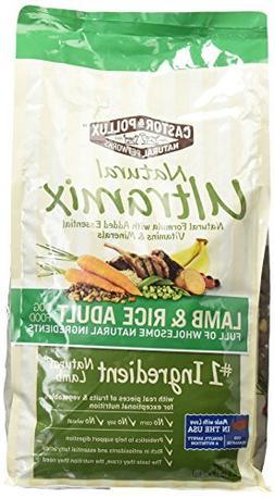Castor & Pollux Natural Ultramix Lamb and Rice Adult Dry Dog