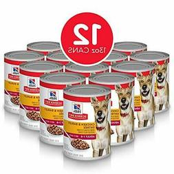 Hill's Science Diet Adult Chicken & Barley Entrée Canned Do