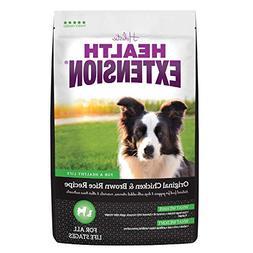 Health Extension Original Chicken & Brown Rice Recipe, 4-pou