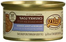 Nutro Natural Choice Adult Chunky Loaf Salmon & Tuna Dinner