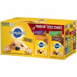Pedigree Choice Cuts In Gravy Adult Wet Dog Food Variety Fla
