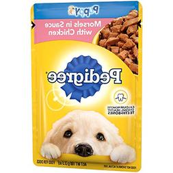 Pedigree Choice Cuts Puppy Morsels In Sauce With Chicken Wet