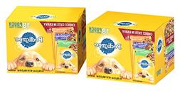 Pedigree Choice Cuts Variety Pack Grilled Chicken, Beef & Ch