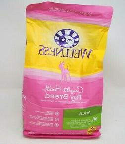 Wellness Complete Health Natural Dry Toy Breed Dog Food, Chi