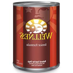 Wellness Complete Health Natural Wet Canned Senior Dog Food,
