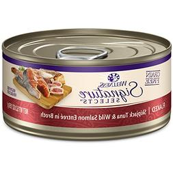 Wellness Core Signature Selects Grain Free Wet Canned Cat Fo