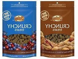 Nutro Crunchy Dog Treats 2 Flavor Variety Bundle:  Nutro Cru