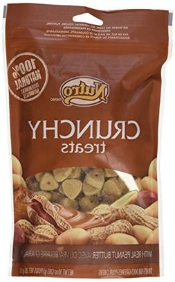 Nutro Crunchy Treats Peanut Butter 10 oz