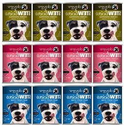 Daves Stewlicious Hearty Stew Formula Dog Food, 13 oz Can