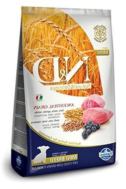 Farmina Natural & Delicious Ancestral Low Grain Lamb & Blueb