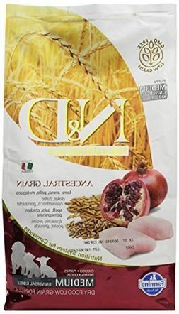 Farmina Natural and Delicious Chicken/Ancestral Low-Grain Pu