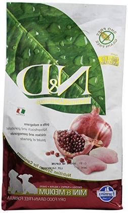 Farmina Natural & Delicious Chicken Grain-Free Small & Mediu