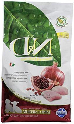 Farmina Natural & Delicious Chicken Grain-Free Mini & Medium