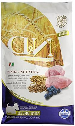 Farmina Natural Delicious Lamb Ancestral Low-Grain Formula S