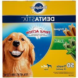 Pedigree Dentastix Large Dental Dog Treats Original And Fres