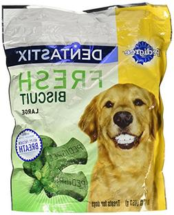 Pedigree Dentastix Fresh Biscuit, 1 lb
