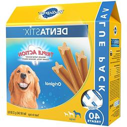 PEDIGREE DENTASTIX Original Large Treats for Dogs - Value Pa