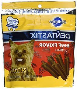 Pedigree DENTASTIX Triple Action Beef Flavor Treats Toy/Smal