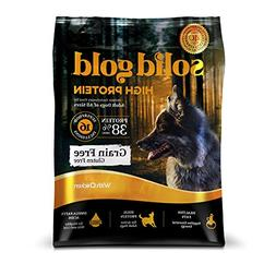 Solid Gold Discontinued by Manufacturer High Protein Dry Dog