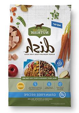 Rachael Ray Nutrish DISH Natural Dry Dog Food, Grain Free Ch