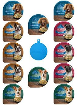 Blue Buffalo Divine Delights Dog Food in 4 Flavors - New Yor