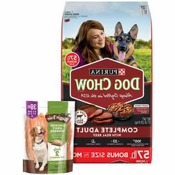 dog chow complete adult dry dog food