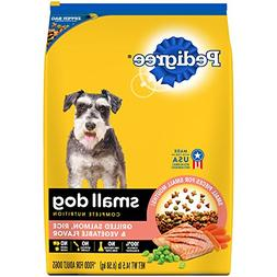 Pedigree Small Dog Adult Complete Nutrition Grilled Salmon,