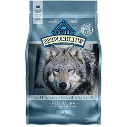 BLUE Wilderness Dog Dry Food Pet High Protein Grain-Free Adu