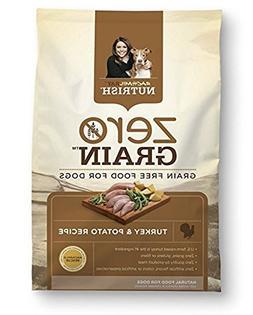 Nutrish Dog Food, Turkey and Potato, 3.15 lbs