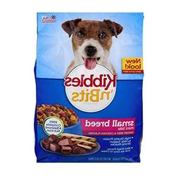 Kibbles 'N Bits Dog Food Small Breed Mini Bits Savory Beef A