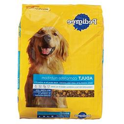 dog food complete nutrition dry