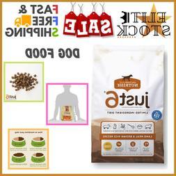 Ete Dog Food Diet Dry Lamb Meal & Brown Rice Vitamins Minera