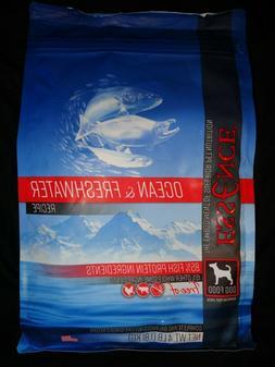 ZIGNATURE Dog Food Essence Ocean And Freshwater Fish  Grain