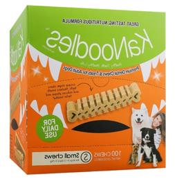 Dog Food Kanoodles Premium dental Chew and Treats for adult