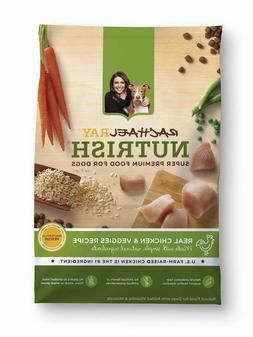 Nutrish Dog Food, Chicken & Veggies, 3.5 Lb