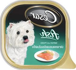 Cesar Dog Food Salmon & Potato 3.5 Oz