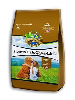 Natural Planet Organics Adult Dog Formula Dry Food 25-lb bag