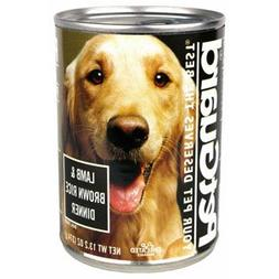 PETGUARD DOG ADULT LAMB & BRN RICE, 14 OZ