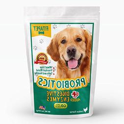 Fitapet Dog Probiotics Chewable for Dogs with Sensitive Stom