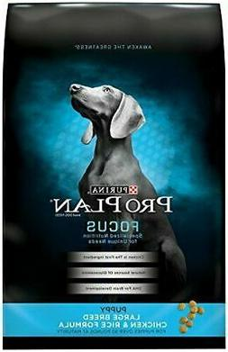Dog Supplies Pro Plan Puppy Large Breed