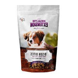 Extension Dog Treat, Bison Bites, 4.5 oz