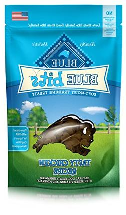 Blue Bits Chicken Recipe Dog Treats 4-oz