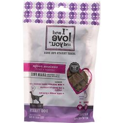 I And Love And You Dog Treats - Nice Jerky - Venison and Lam