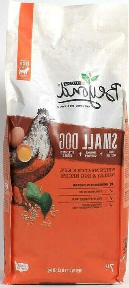 Purina Beyond Small Dog White Meat Chicken, Barley & Egg Rec