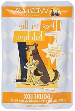 Weruva Dogs in the Kitchen, Goldie Lox with Chicken & Wild-C