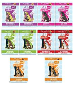 Weruva Dogs in the Kitchen Variety Pouch – 10 Pack – 5 F