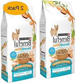 Beneful Incredibites for Small Dogs with Reach Chicken, 3.5-